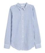 Striped Button Up Shirt
